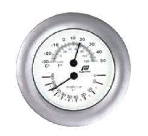 4 inch thermometer-hygrometer sealed