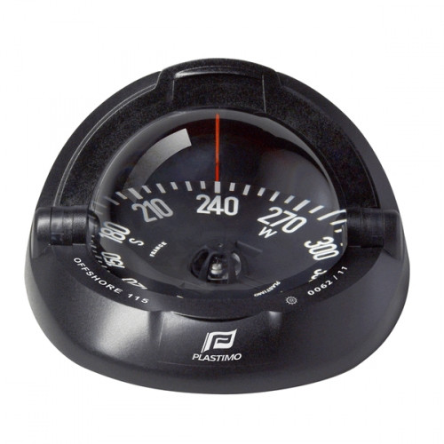 Offshore 115 Compass Universal Balance - Black/Black Flat Card