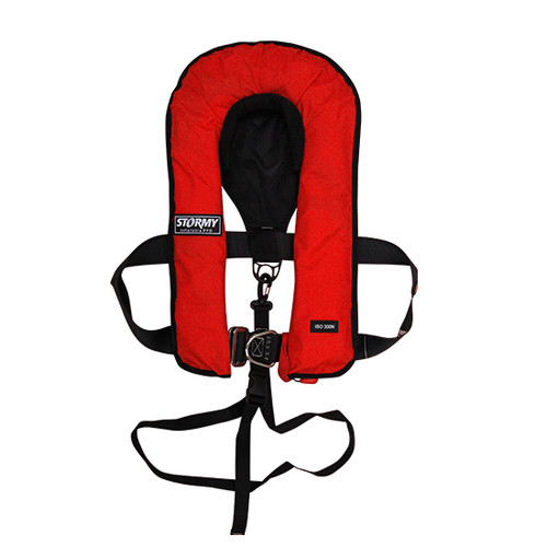 Stormy Life Vest Premium 300N Lifejacket with Harness (ISYH-300)