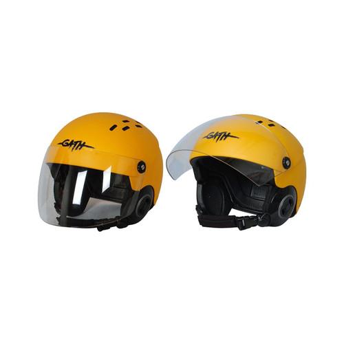 Gath Full Face Visor for Gedi Helmet - Clear