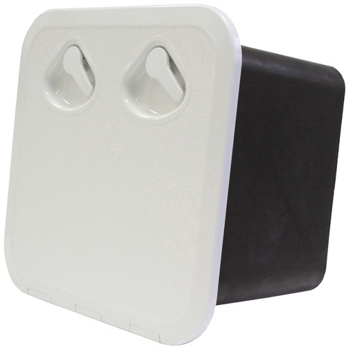 Deluxe Hatch with Storage Box 380 White (RWB2340)