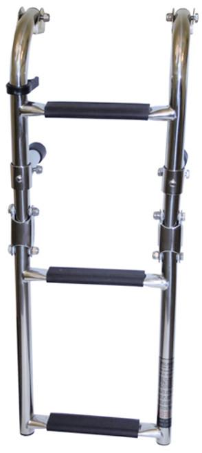 Ladder Stainless Steel Boarding Narrow 3 Step (RWB300)