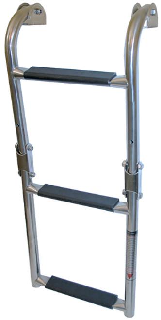 Stainless Boarding Ladders - Folding