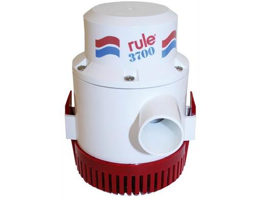 Rule Bilge Pump 3700 GPH 12V/24V (RWB10/RWB12)