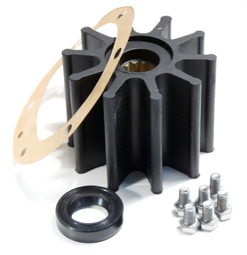 "Jabsco Service Kits & Spares for Bronze Flexible Impeller Pumps 3/4 & 1"""