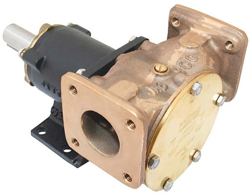 Jabsco Heavy Duty Composite Pump Bronze Flanged Ports 1 1/2 (J50-130 Jabsco 52220-0011)