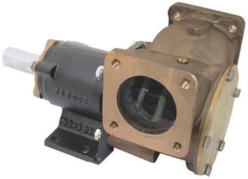 "Jabsco Heavy Duty Composite Pump Bronze Flanged Ports 2"" (J50-134 Jabsco 52270-0011)"