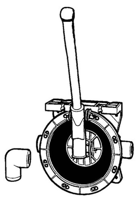 Jabsco Amazon Manual Pump Universal (J30-103 Jabsco 29270-0000)