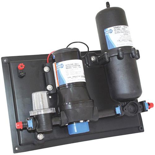 RWB Jabsco 13 Litre Ultra-Max Freshwater Pressure Set 12v (J20-122 Jabsco 59451-1012)