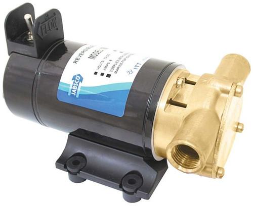 RWB Jabsco Reversible Vane-Puppy Pump 12v (J40-130)