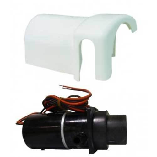 Jabsco Toilet Motor & Macerator Pump Assembly 12v/24v (J16-223/J16-224)