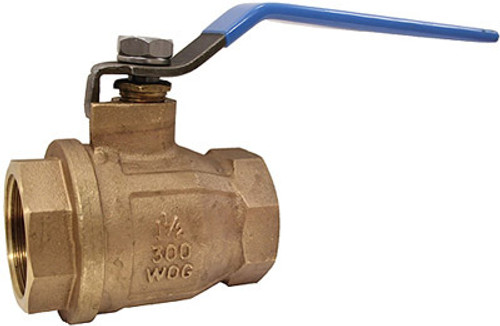 Ball Valve Bronze 50mm (RWB1506)