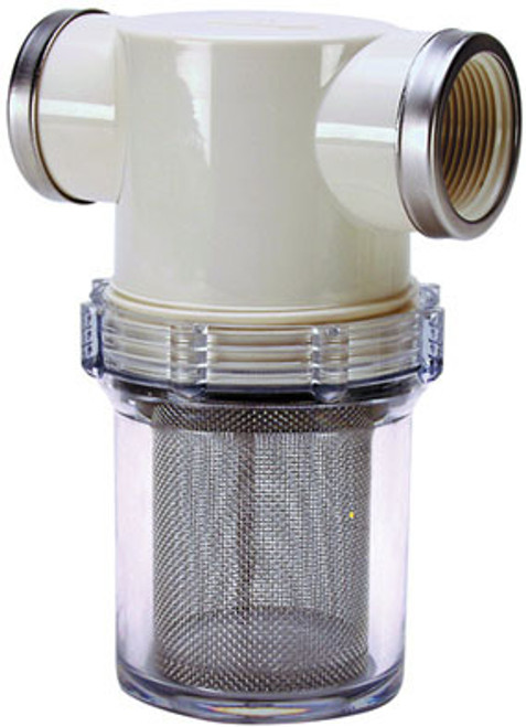 Raw Water Intake Strainers (RWB2981/RWB2982)