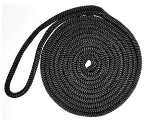 RWB Black Nylon/Polyester Dock Lines