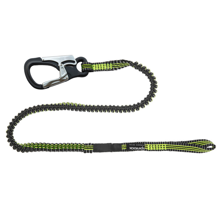 Spinlock 1 Clip & 1 Link Elasticated Performance Safety Line