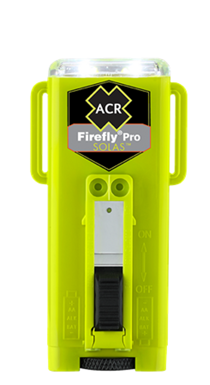 ACR Firefly PRO SOLAS LED Emergency Distress Strobe Light
