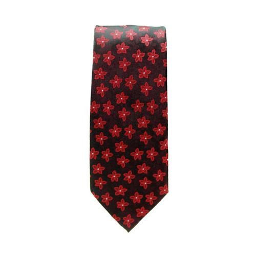 Kaiback Tagatie - Black & Red Floral