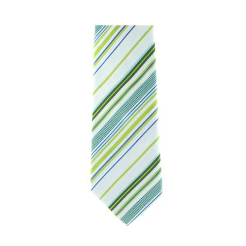 Kaiback Tagatie -Green & White Striped