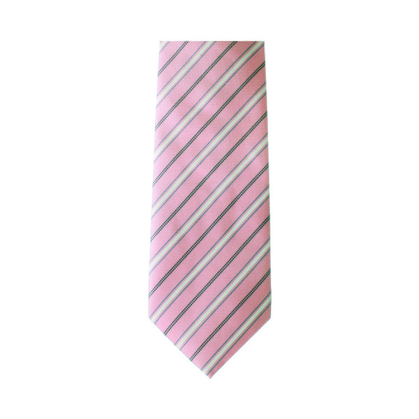Kaiback Tagatie - Pink & White Stripe