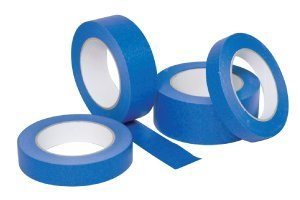 "1-1/2"" x 60 yd - Blue Painters Masking Tape (24 Rolls Per Case)"