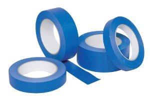 "2"" x 60 yd - Blue Painters Masking Tape (24 Rolls Per Case)"