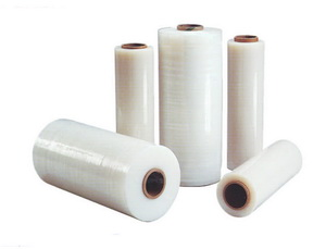 "Stretch Film - 18"" x 1500' - 80 Ga"