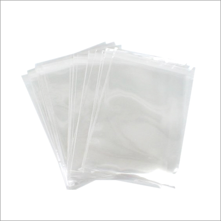 "3""x4"" Clear Recloseable 2mil Poly Bags"