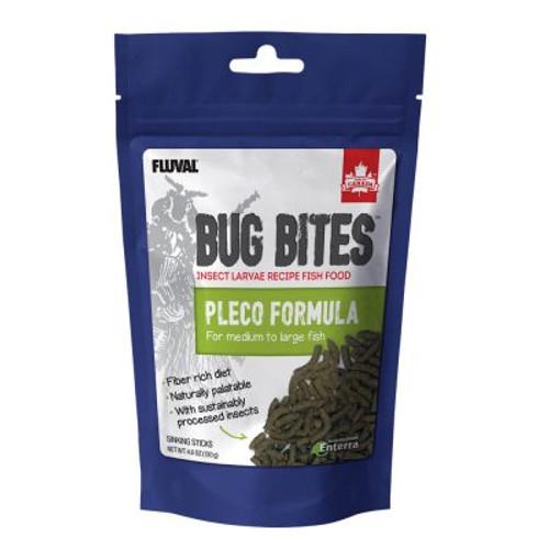 Bug Bites Pleco Sticks (M-L), 4.6 oz (130 g)