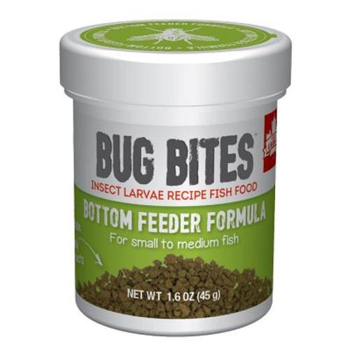 Bug Bites Bottom Feeder Granules (S-M), 1.6 oz (45 g)