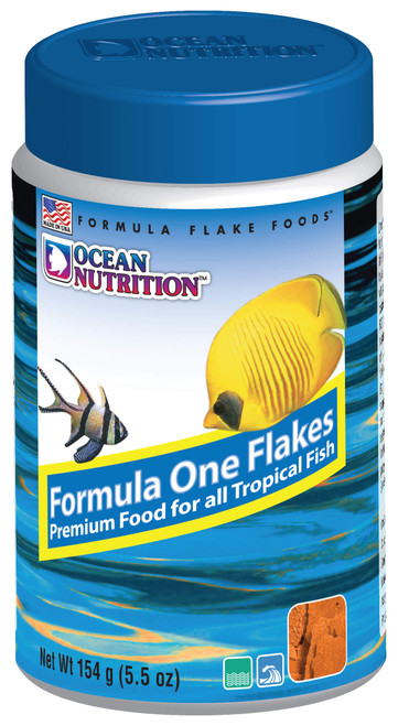 Formula 1 Flake Food - 5.5oz