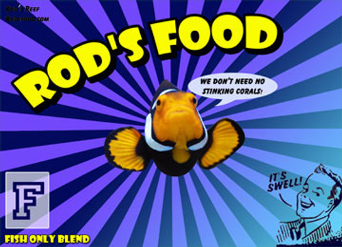 Rod's Food Fish Only Blend