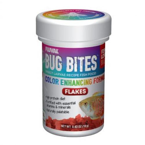 Bug Bites Color Enhancing Flakes, 18 g (0.63 oz)