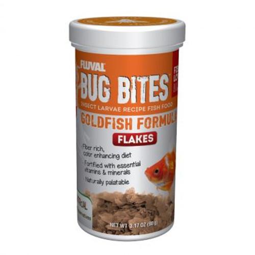 Bug Bites Goldfish Flakes, 90 g (3.17 oz)