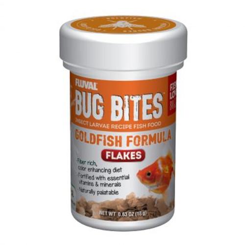 Bug Bites Goldfish Flakes, 18 g (0.63 oz)