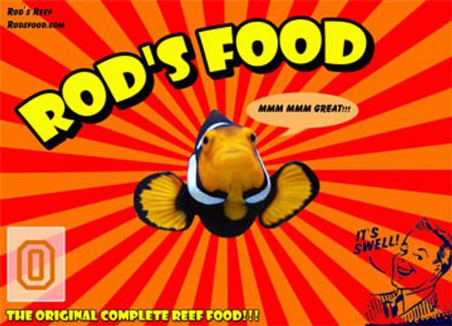 Rods Food Original Blend