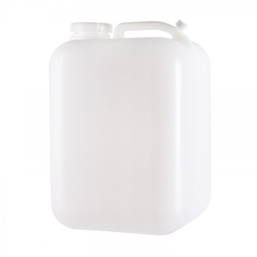 The Five-gallon Water Jug is a great container for transporting water anywhere you'll need it. Other non-aquarium usage including picnics, parties, barbecues, camping, and of course, during emergencies.  Features: BPA Free Holds 5 gallons Easy to move, rotate, and use When used for storage, keep away from light to prevent growth of algae