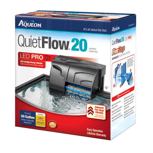 Aqueon Quiet Flow 20
