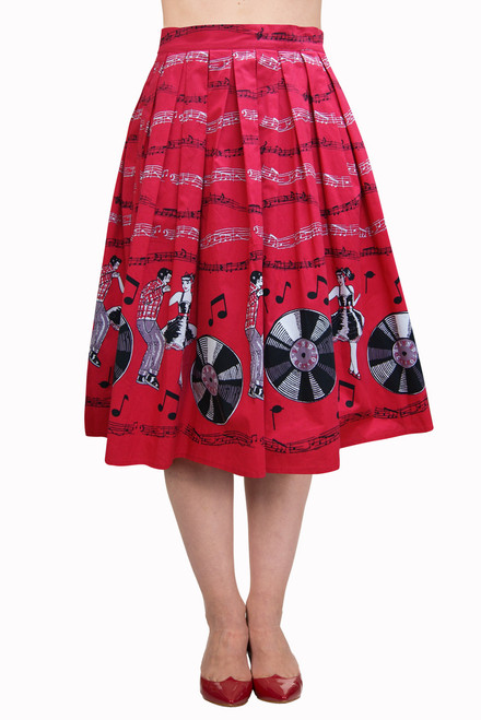 Banned Empower Circle Skirt