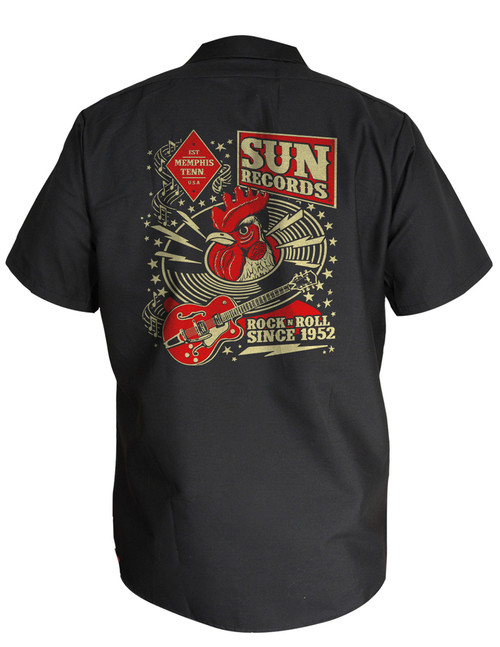 Steady - Sun Records - Hop Workshirt