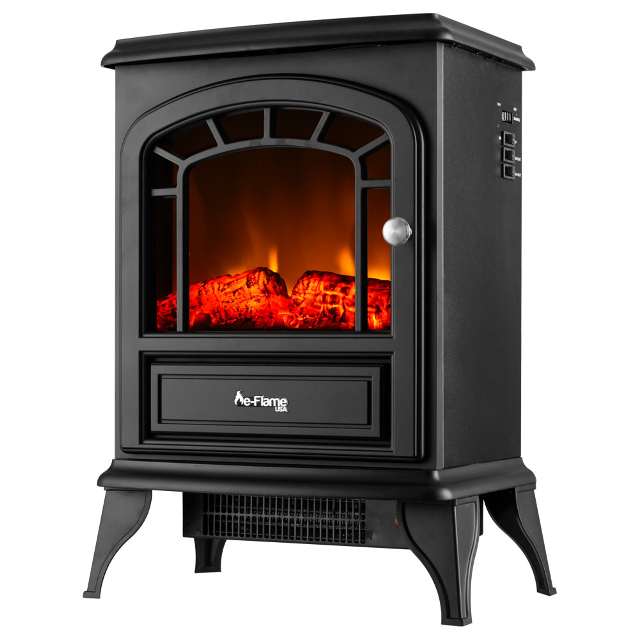 Aspen Portable Electric Fireplace