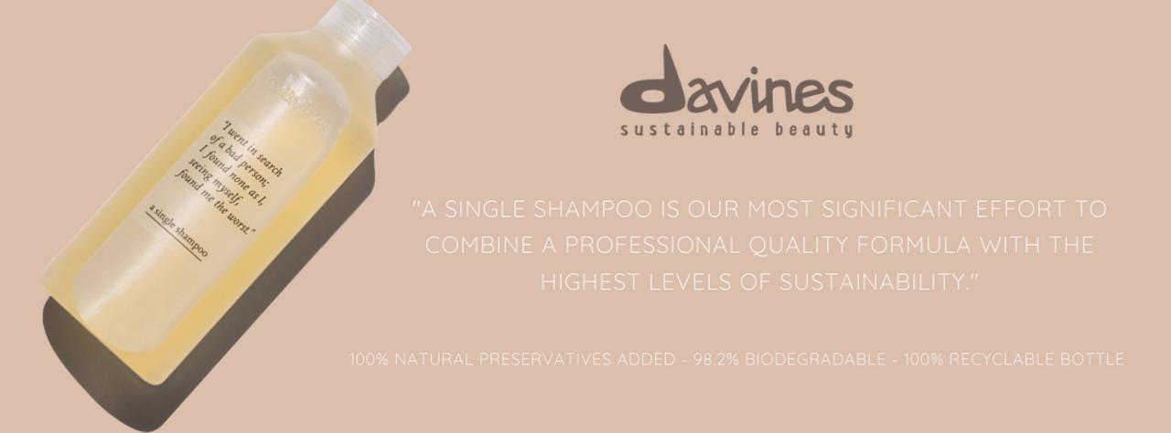 Davines - A Single Shampoo