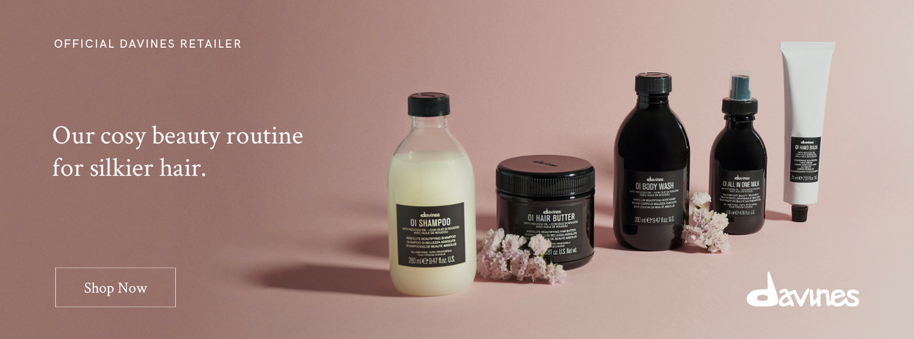 Shop the luxurious Davines OI collection today