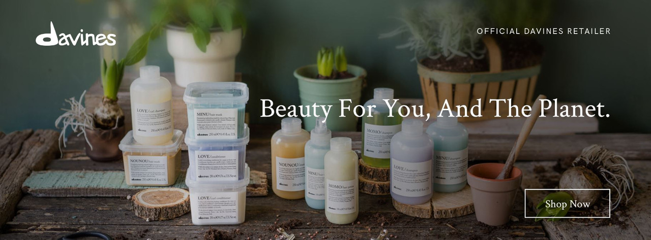 Official Davines Retailer - Shop Our Best Sellers Today!