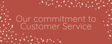 Our Commitment to Customer Service
