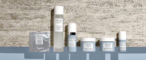 Introducing Sustainable Skincare to Luxurious Look