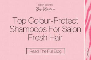 Top Colour-Protect Shampoos For Salon Fresh Hair