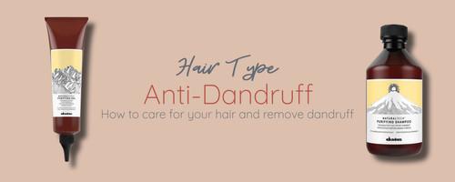Anti-Dandruff Treatments at LuxuriousLook