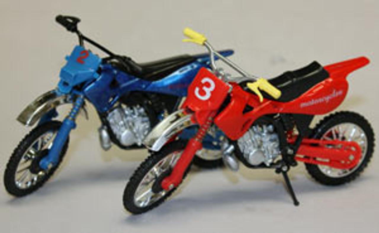 Dirtbike Cake Topper