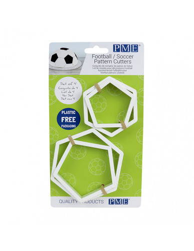 Soccer Shape Cutters