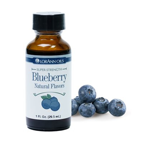 Blueberry Flavoring 1oz
